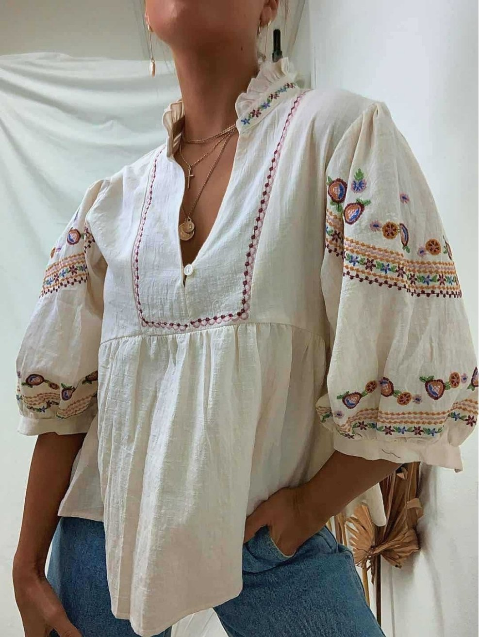 Palm Springs Top - Boho Buys