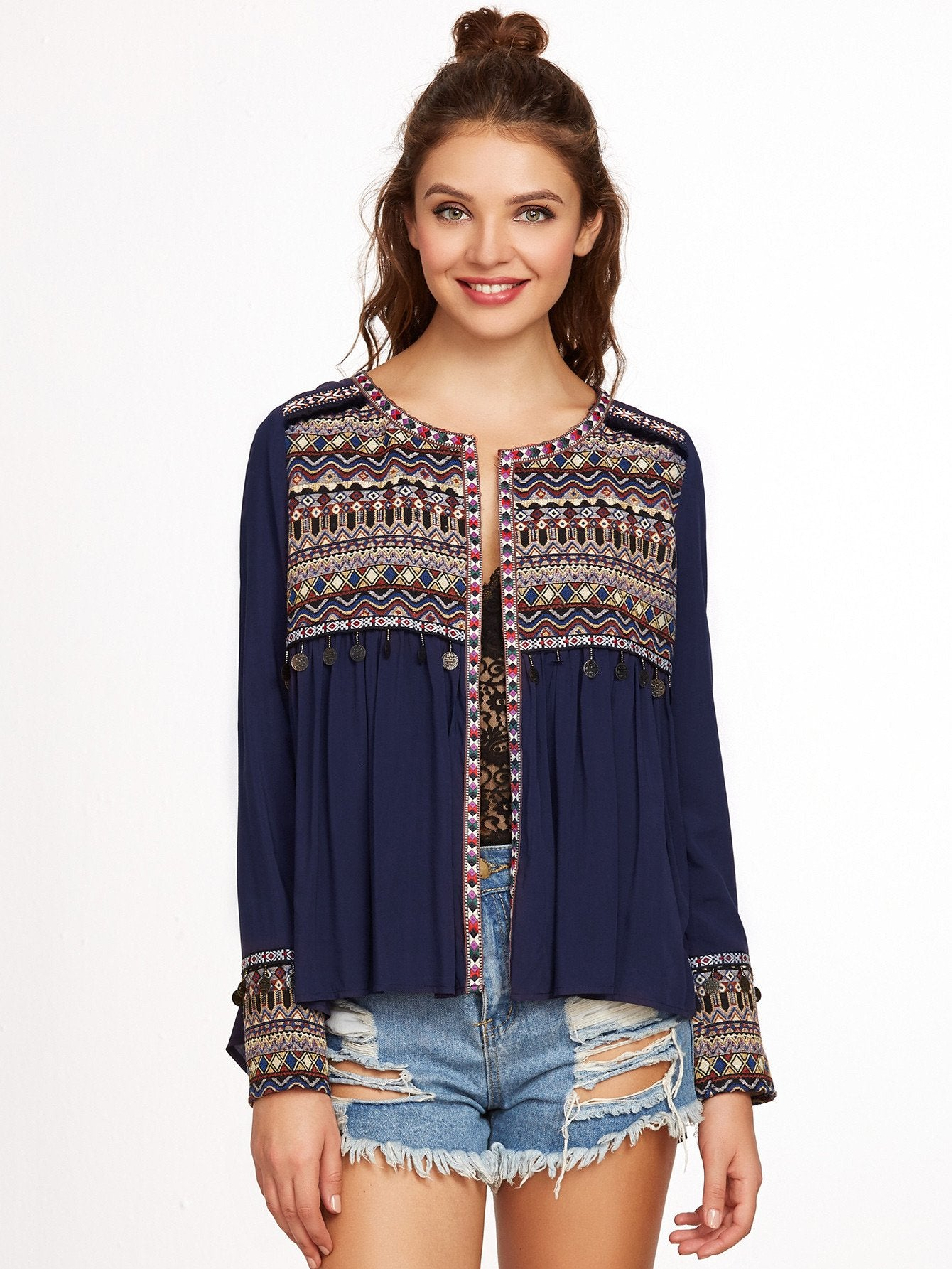Gypsy Nights Jacket - Boho Buys