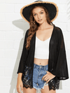 We Are Free Glitter Kimono - Boho Buys