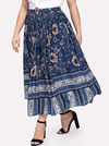 PLUS SIZE Riviera Skirt - Boho Buys