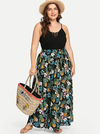 PLUS SIZE Pina Colada Skirt - Boho Buys