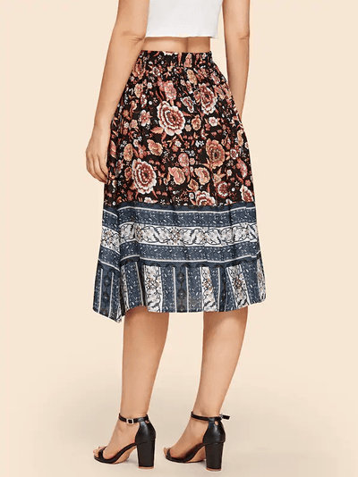 Madrid Skirt - Boho Buys