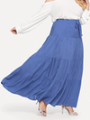 PLUS SIZE Lennox Skirt - Boho Buys