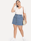 PLUS SIZE Finn Skirt - Boho Buys
