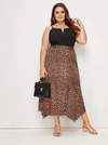 PLUS SIZE Zimbabwe Skirt - Boho Buys
