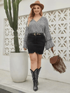 PLUS SIZE Shona Skirt - Boho Buys