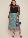 PLUS SIZE Rosa Skirt - Boho Buys