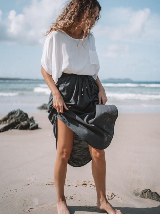 Surf Rider Skirt | TWO LEFT - Boho Buys