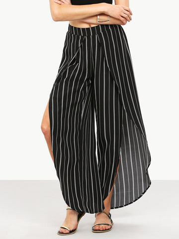 Equinox Pinstripe Pants | TWO LEFT