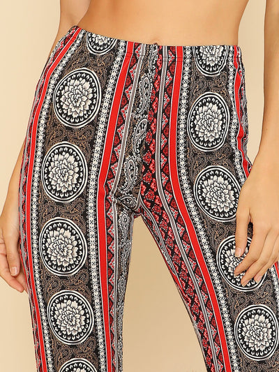 Junkyard Stretch Flares - Boho Buys