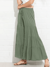 Mossy Tiered Pants - Boho Buys