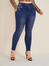PLUS SIZE Reign Jeans - Boho Buys