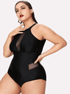 PLUS SIZE Miami One Piece Swimsuit - Boho Buys
