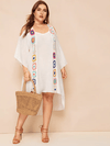 PLUS SIZE Sadie Dress - Boho Buys