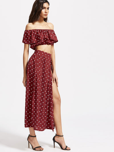 Say No More Twin Set - Boho Buys