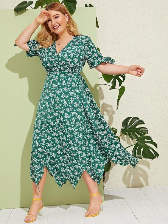 PLUS SIZE Emmi Dress - Boho Buys
