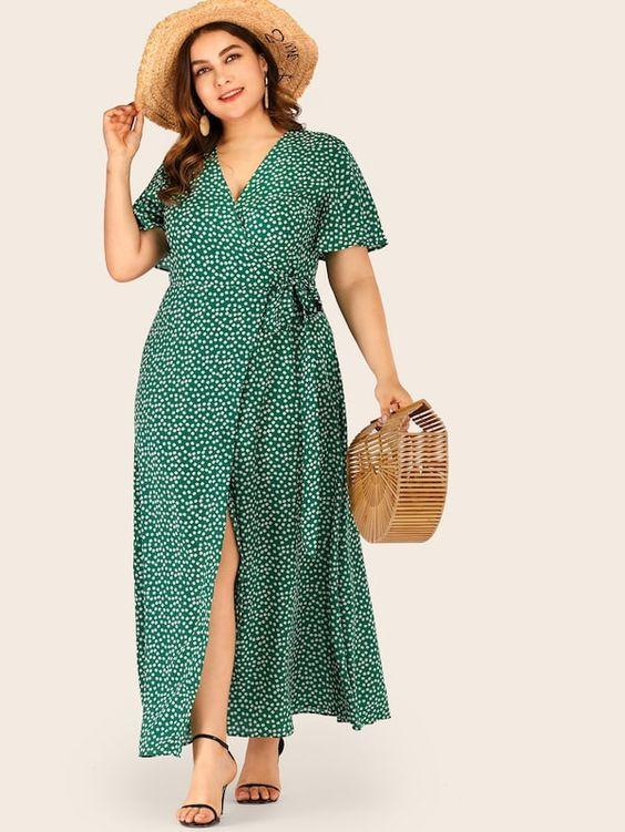 PLUS SIZE Ayla Dress | ONE LEFT - Boho Buys