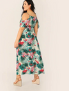 PLUS SIZE Waimanalo Dress - Boho Buys