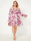 PLUS SIZE Tullah Dress - Boho Buys