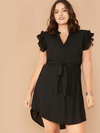 PLUS SIZE Melbourne Dress - Boho Buys