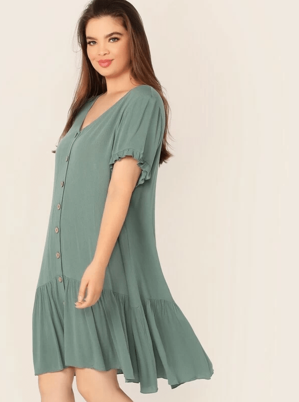 PLUS SIZE Hero Dress - Boho Buys