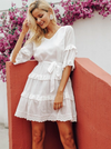 Dubrovnik Cotton Dress - Boho Buys