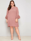 PLUS SIZE Jeopardy Dress - Boho Buys