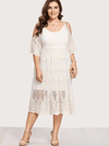 PLUS SIZE Ultimate Romance Dress - Boho Buys