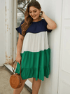 PLUS SIZE Juicy Fruit Dress | APPLE - Boho Buys