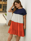 PLUS SIZE Juicy Fruit Dress | MELON - Boho Buys