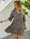 PLUS SIZE Trevi Dress - Boho Buys