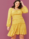 PLUS SIZE Melba Dress - Boho Buys