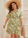 PLUS SIZE Limoncella Dress - Boho Buys