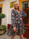 PLUS SIZE Luminosity Dress - Boho Buys