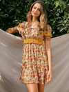 Colour Of Happiness Dress - Boho Buys