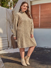 NYC Knit Dress - Boho Buys