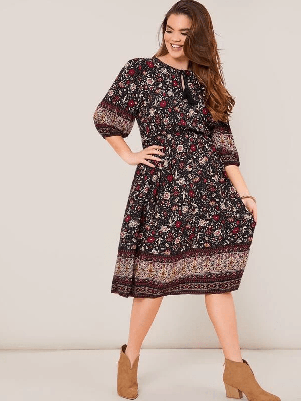 Temple Dress - Boho Buys