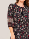 Temple Dress | CLASSIC FLORAL - Boho Buys