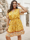 PLUS SIZE Summerland Dress - Boho Buys