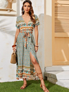Go Rogue Wrap Dress - Boho Buys