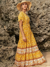 Sands Of Marrakech Dress - Boho Buys