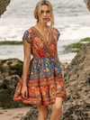 Mountain Lion Mini Dress - Boho Buys