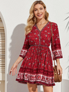 Zulu Mini Dress - Boho Buys