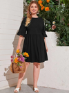 Astrid Cotton Dress - Boho Buys