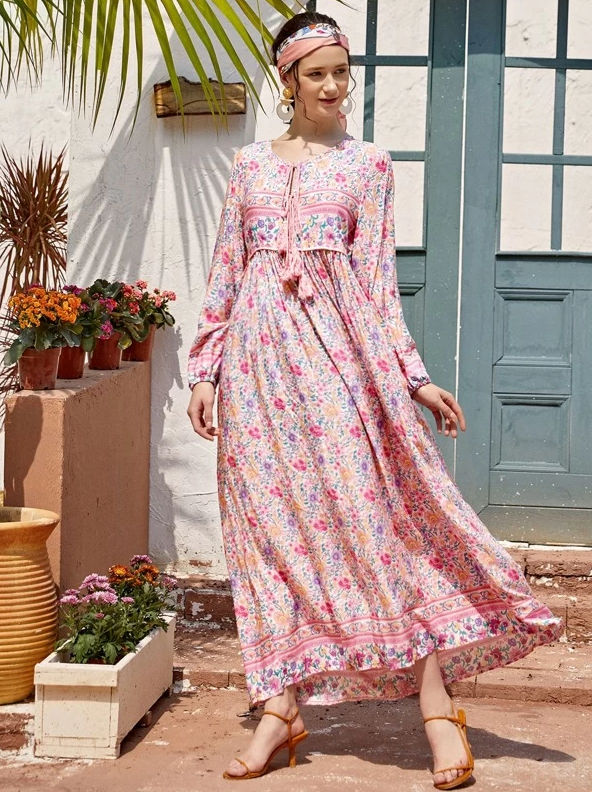 Abela Dress | FAIRY FLOSS - Boho Buys