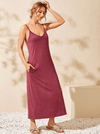 Kenny Basic Maxi Dress - Boho Buys