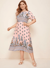 Pink Lady Dress - Boho Buys