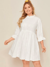 Tallows Cotton Dress - Boho Buys