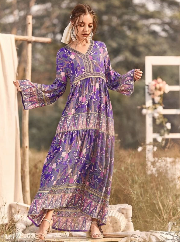 Alice Maxi Dress | ONE LEFT - Boho Buys
