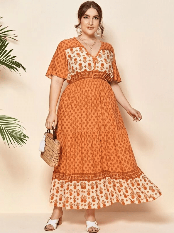 Maddox Maxi Dress - Boho Buys